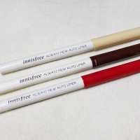Innisfree Always New Auto Liner #11, #15, #20 Swatches & Review