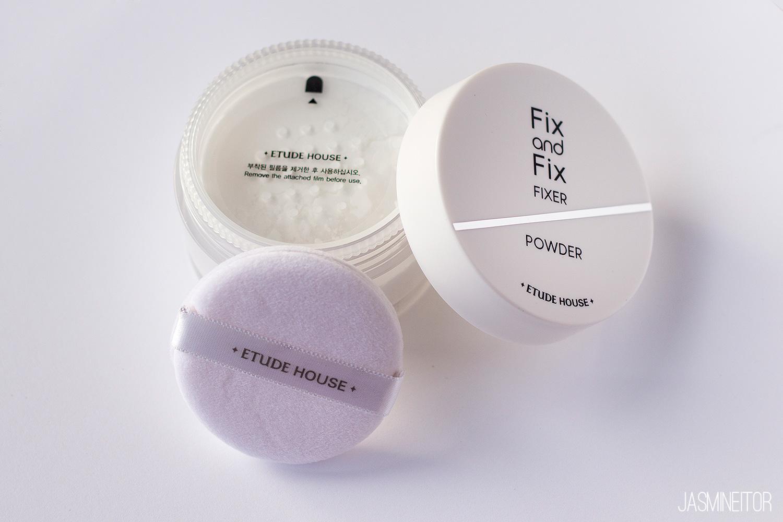 Znalezione obrazy dla zapytania etude fix and fix powder